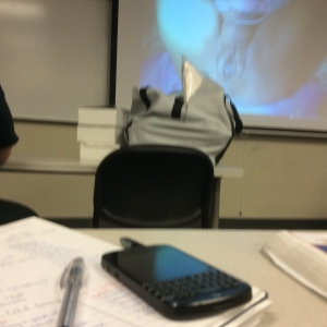 GRAPHIC* EMT class watching a natural birth video.