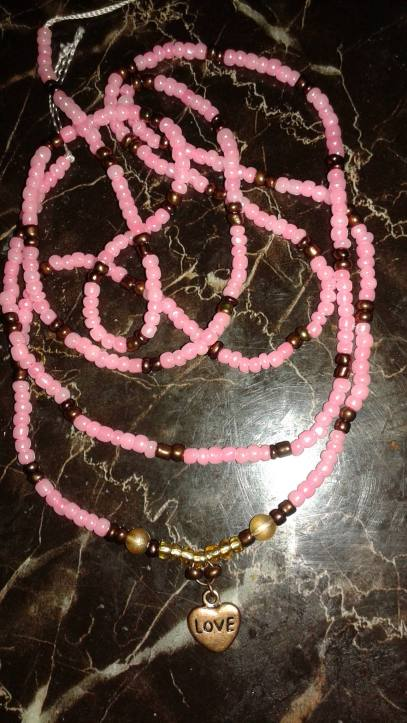 Pink Love for the heart Chakra to enable you to receive & express love freely & connects your spiritual self with your physical being